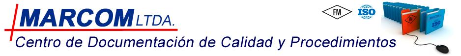 Centro de Documentación de Calidad y Procedimientos  de Marcom Ltda.
